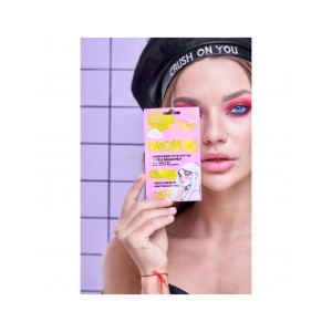 7DAYS Hydrogel eye patches ROMANTIC SATURDAY with Vitamin B3 and Mandarin Extract 2,36g