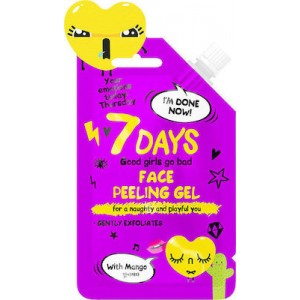 7DAYS YOUR EMOTIONS Face Peeling Gel 25ml