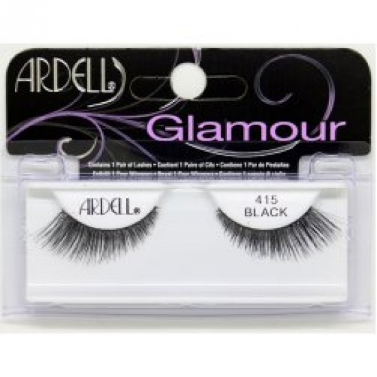 Ardell Lashes Glamour Collection 415 Black