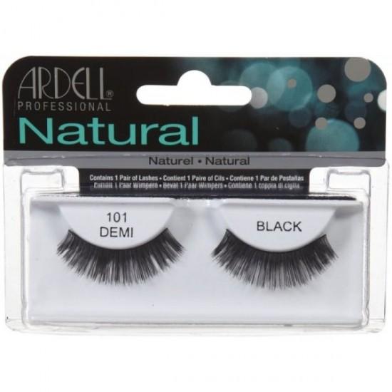 Ardell Lashes Natural 101 Demi Black