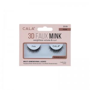 CALA 3D Faux Mink Lashes Pixie