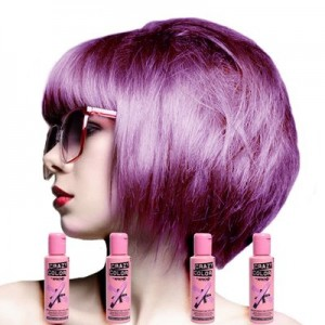 Crazy Color Semi Permanent Hair Color Lavender no54 100ml