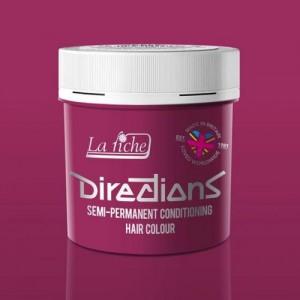 Directions Semi Permanent Hair Color Cerise - 88ml