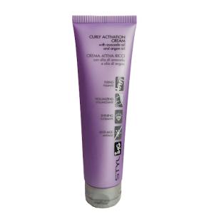 ING Curly Activation Cream (Κρέμα για σγουρά μαλλιά) 150ml