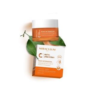 Miraculum Astaplankton Vitamin C Day & Night Cream-Gel (All Skin Types) 50ml
