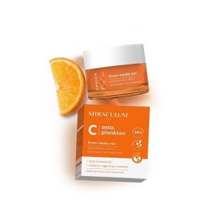 Miraculum Astaplankton Vitamin C Night Cream-Mask (All Skin Types) 50ml