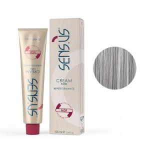 Sensus M3K Permanent Hair Color 10.11 Intense Platinum Ash Blonde 100ml