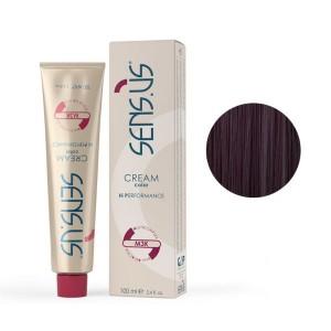 Sensus M3K Permanent Hair Color 5.71 Purple Light Brown 100ml