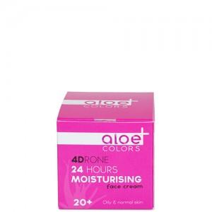 Aloe+Colors 24h Moisturising Face Cream