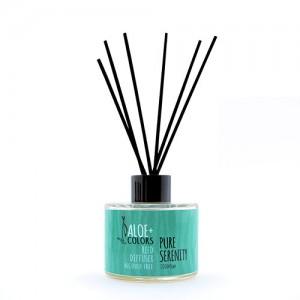 Aloe+Colors Reed Diffuser Set Pure Serenity