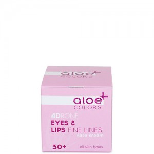 Aloe+Colors Eyes and Lips Cream for fine lines