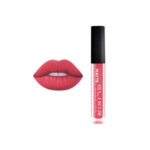 Elixir Liquid Lip Matte - 406 (Warm Pink)