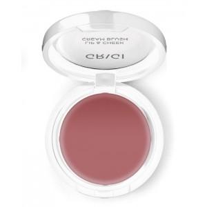 Grigi Lip & Cheek Cream Blush No 03 Luminous Nude Purple