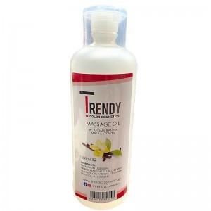 Trendy Λάδι Μασάζ (με άρωμα βανίλιας Μαγαδασκάρης) 1000ml