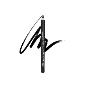 Elixir Waterproof Eye pencil 001 (Black Diamond)
