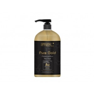 Imel Pure Gold Hair Mask 1000ml