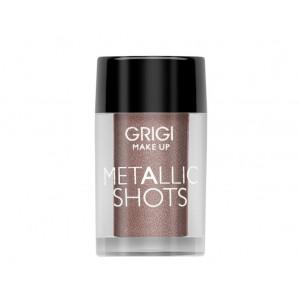 Grigi MakeUp Metallic Shots  No 104 Nude Gold 3gr