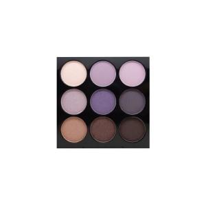 W7 Naughty Nine Eyeshadow Palette Bangkok Nights 9 Αποχρώσεις 4.5gr