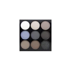 W7 Naughty Nine Eyeshadow Palette Hard Days Night 9 Αποχρώσεις 4.5gr